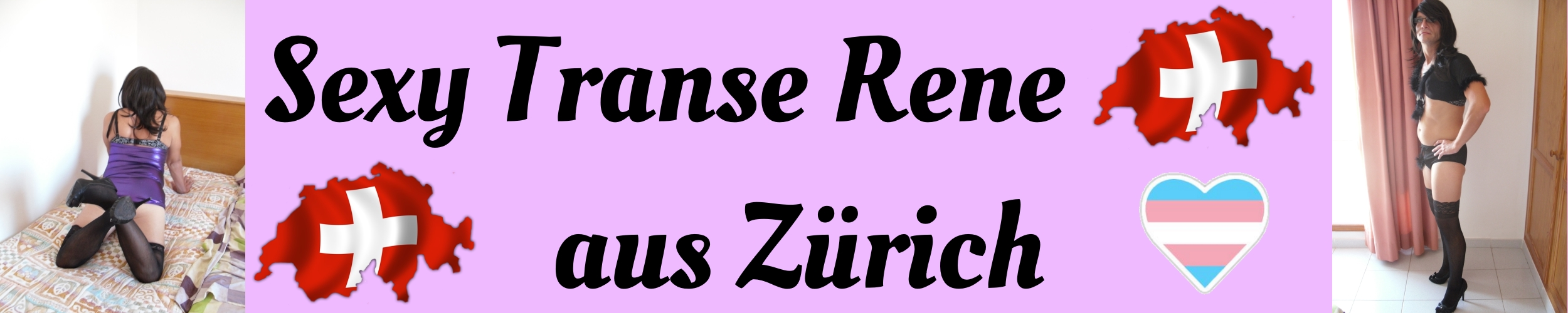 Sexy Transe Rene aus der Schweiz